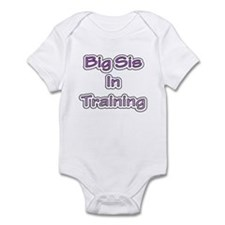 Big Sis in Training Infant Bodysuit