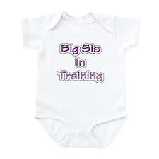 Big Sis in Training Infant Bodysuit