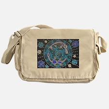 Jurassic Seas Messenger Bag