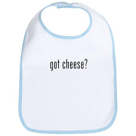 got cheese Bib