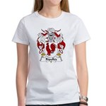 Ripolles Family Crest Women's T-Shirt