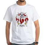 Ripolles Family Crest White T-Shirt