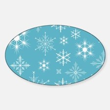 Snowflakes Decal