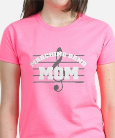 Marching Band Mom Tee