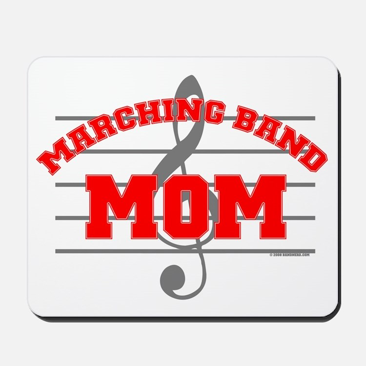 Marching Band Mom Mousepad