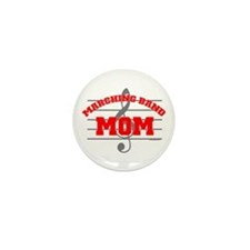 Marching Band Mom Mini Button (10 pack)