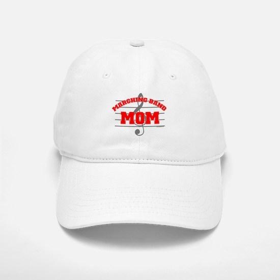 Marching Band Mom Baseball Baseball Cap