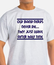 Old Band Nerds T-Shirt