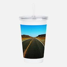 Open Road Acrylic Double-wall Tumbler