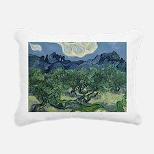 Unique Nature Rectangular Canvas Pillow