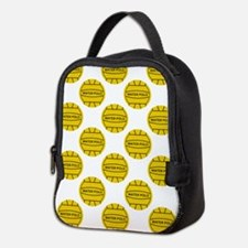 Water Polo Balls Neoprene Lunch Bag