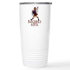 Bagpipes Rock Travel Mug