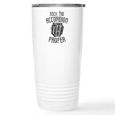 Rock the Accordion Travel Mug