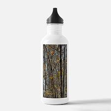 Autmn trees Camo Camou Water Bottle