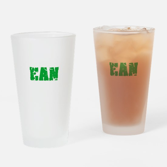 Ean Name Weathered Green Design Drinking Glass