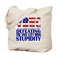 VRWC (Right Wing Conspiracy) Tote Bag
