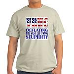 VRWC (Right Wing Conspiracy) Ash Grey T-Shirt