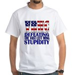VRWC (Right Wing Conspiracy) White T-Shirt