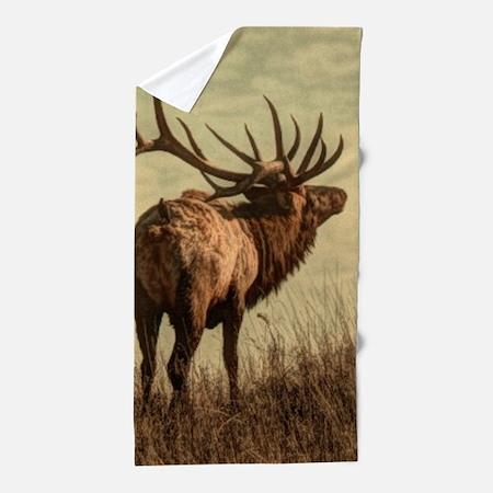 Rustic Western Wild Elk