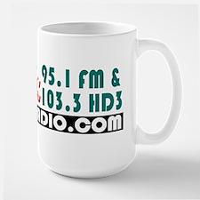 Oldies 1079 Large Coffee Mugs