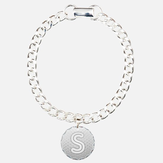 S Golf Ball - Monogram G Bracelet