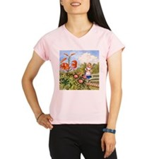 The Talking Flowers and Al Performance Dry T-Shirt