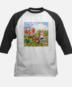 The Talking Flowers and Alice Tee