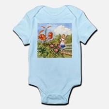 The Talking Flowers and Alice in W Infant Bodysuit