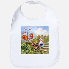 The Talking Flowers and Alice in Wonderland, f Bib
