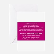 I Will Find You – Spell Properly Greeting Cards