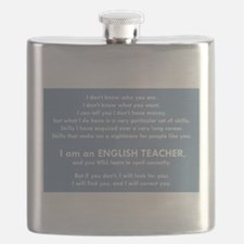 I Will Find You – Spell Properly Flask