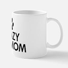 Crazy Cat Mom Mug