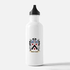 Kornyshev Coat of Arms Water Bottle