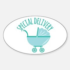 Special Delivery Decal