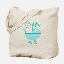 It's Boy Tote Bag