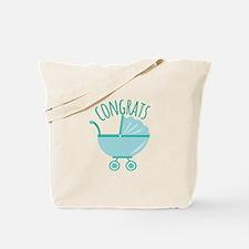Congrats Tote Bag