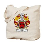 Quiza Family Crest  Tote Bag