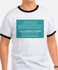 I Will Find You – Punctuation T-Shirt
