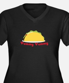 Yummy Yummy Plus Size T-Shirt