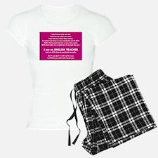 I Will Find You – Punctuati Pajamas