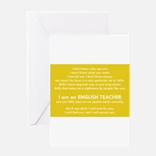 I Will Find You – Speech Marks Greeting Cards