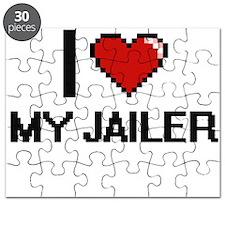 I Love My Jailer Puzzle