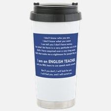 I Will Find You – Speec Travel Mug