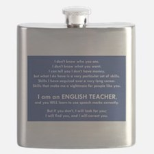 I Will Find You – Speech Marks Flask