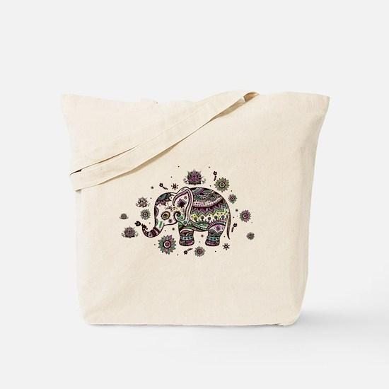 Funny Colorful Tote Bag