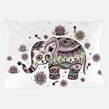 Cool Cute elephant Pillow Case