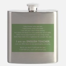 I Will Find You - Apostrophes Flask