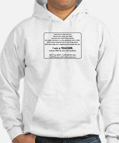 I Will Find You - Do Your Work P Hoodie