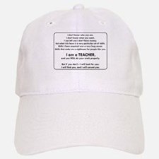 I Will Find You - Do Your Work Properly Baseball Baseball Cap