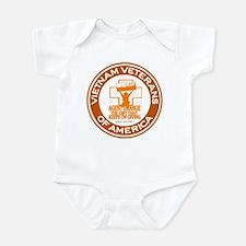 VVA Orange Infant Bodysuit